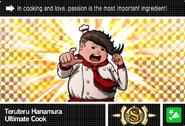Danganronpa V3 Bonus Mode Card Teruteru Hanamura S ENG