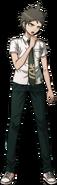 Hajime Hinata Fullbody Sprite 18