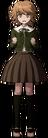 Danganronpa 1 Chihiro Fujisaki Fullbody Sprite (PSP) (11)