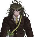 Danganronpa V3 Bonus Mode Gonta Gokuhara Sprite (Redrawn) (1)