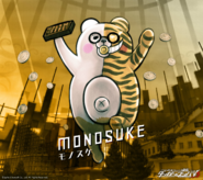 Digital MonoMono Machine Monosuke Android wallpaper