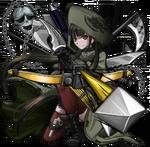 Argument Armament - Maki Harukawa (1)