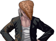 Danganronpa 1 Mondo Owada Halfbody Sprite (PSP) (15)