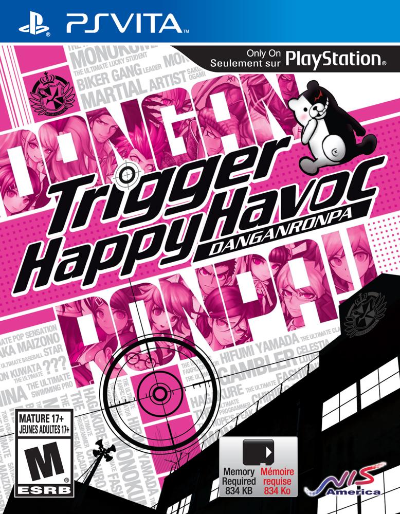 3-7 DaysDanganronpa 1-2 Reload Official Art Book from JP
