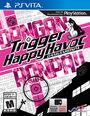 Danganronpa Trigger Happy Havoc Box Art - PS Vita - North America