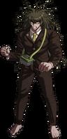 Danganronpa V3 Gonta Gokuhara Fullbody Sprite (31)