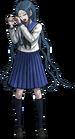Danganronpa V3 Tsumugi Shirogane Fullbody Sprite (High School Uniform) (2)