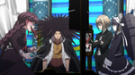Danganronpa the Animation (Episode 07) - Discussion about the moving bodies (6)