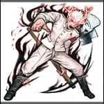 Danganronpa 1 Kiyondo Ishida Rui Komatzusaki Illustration