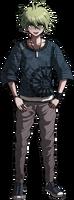 Danganronpa V3 Rantaro Amami Fullbody Sprite (3)