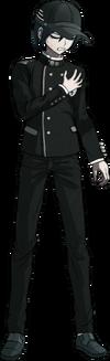 Danganronpa V3 Shuichi Saihara Fullbody Sprite (Hat) (2)