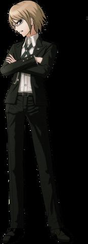 File:Byakuya Togami Fullbody Sprite (15).png