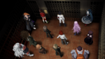 Danganronpa 1 CG - Class Trial Elevator (Chapter 1)