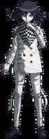 Danganronpa V3 Kokichi Oma Fullbody Sprite (8)