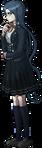 Danganronpa V3 Tsumugi Shirogane Fullbody Sprite (Debate Scrum) (3)