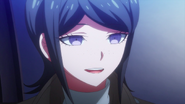 Despair Arc Episode 5 - Mukuro's fond smile for Junko
