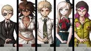 SDR2 cast graduation