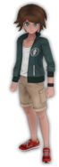 Yuta Asahina Fullbody 3D Model (2)