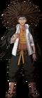 Danganronpa 1 Yasuhiro Hagakure Fullbody Sprite (PSP) (5)