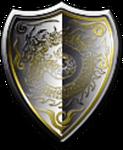 Danganronpa 2 Fuyuhiko Kuzuryu Panic Talk Action Shield (1)