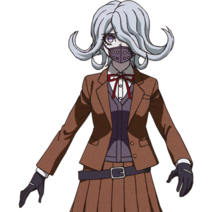 Danganronpa 3 - Seiko Kimura (Despair) Sidebar
