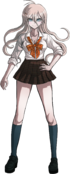 Danganronpa V3 Miu Iruma Fullbody Sprite (High School Uniform) (1)