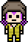 Danganronpa 2 Island Mode Kazuichi Soda Pixel Icon (1)