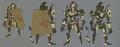 Danganronpa Another Episode Design Profile Sage Robot Hannibal X