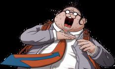 Danganronpa Hifumi Yamada Halfbody Sprite (PSP) (11)