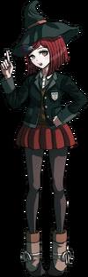 Danganronpa V3 Himiko Yumeno Fullbody Sprite (22)