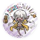 GraffArt Can Badge Angie Yonaga
