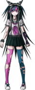 Ibuki Mioda Fullbody Sprite (1)