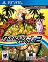 Danganronpa 2 Goodbye Despair Box Art - Vita - North America
