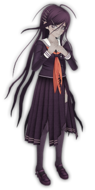 Danganronpa Another Episode Touko Toko Fukawa 3D Fullbody