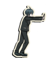 Danganronpa V3 Shuichi Saihara Death Road of Despair Sprite 07