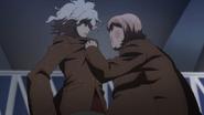 Imposter asking Nagito