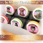 Priroll DR1 Macarons Christmas Set C