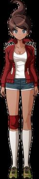 Aoi Asahina Fullbody Sprite (1)
