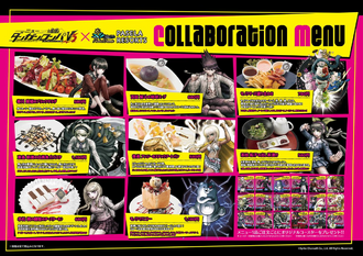 DRV3 cafe collaboration menu (1)