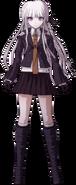 Danganronpa 2 Kyoko Kirigiri Fullbody Sprite (1)