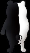 Danganronpa 2 Monokuma Fullbody Sprite (PSP) (9)