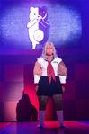 Danganronpa THE STAGE 2014 Yukie Yamaguchi as Sakura Ogami 03