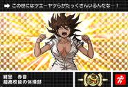 Danganronpa V3 Bonus Mode Card Akane Owari S JPN