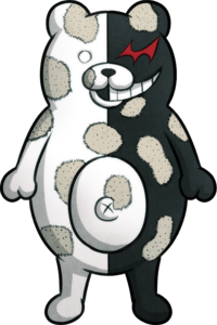Danganronpa V3 Monokuma Sprite (Standing) (15)