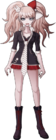 Mukuro Ikusaba (Junko) Fullbody Sprite (PSP) (3)
