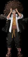 Yasuhiro Hagakure Fullbody Sprite (6)