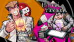 Danganronpa 1 Opening - Hifumi & Mondo