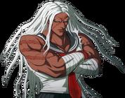 Danganronpa V3 Bonus Mode Sakura Ogami Sprite (4)