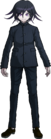 Danganronpa V3 Kokichi Oma Fullbody Sprite (High School Uniform) (1)