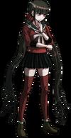 Danganronpa V3 Maki Harukawa Fullbody Sprite (11)